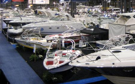 Baltimore Boat Show Photo