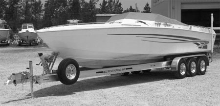 SETTING UP A BOAT TRAILER - AUSFISH AUSTRALIAN ANGLING FORUMS HOME