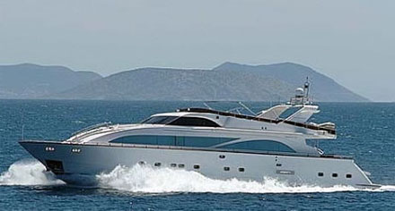 Greece Motor Yacht