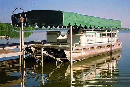 Pontoon Boat Lifts