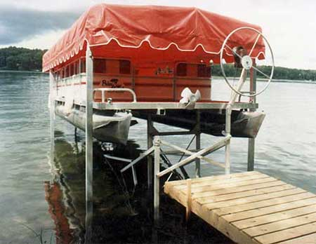Pontoon Craft Lifts